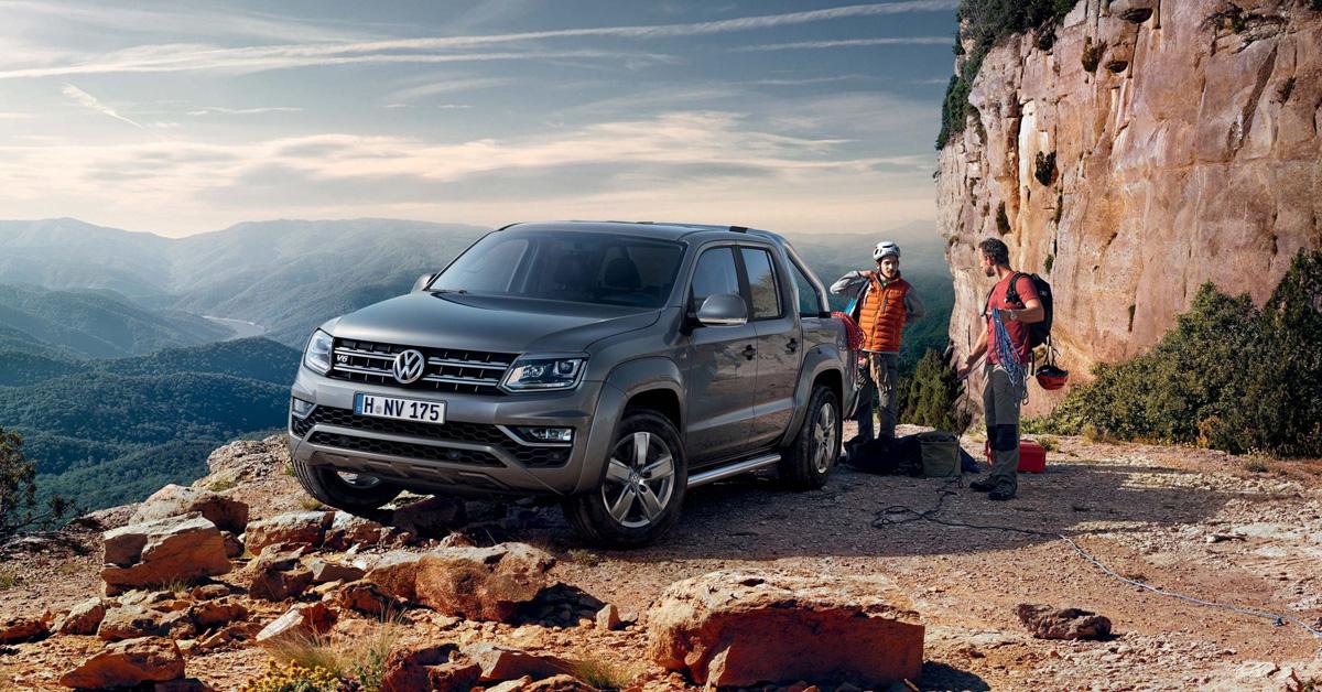 Amarok Highline Veicolo Commerciale Volkswagen