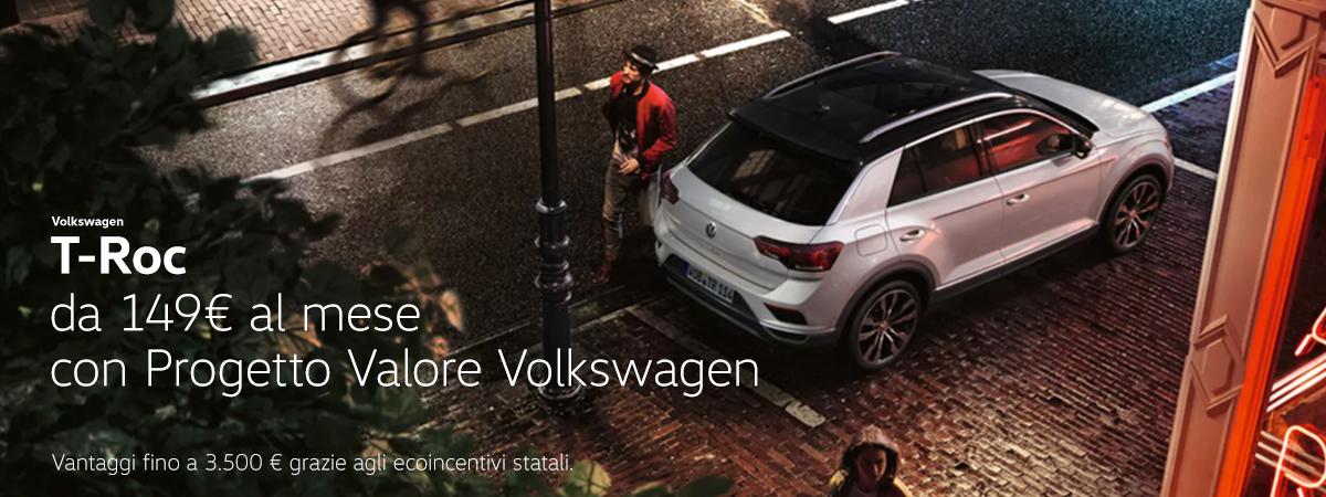 Mandolini VW - T-Roc