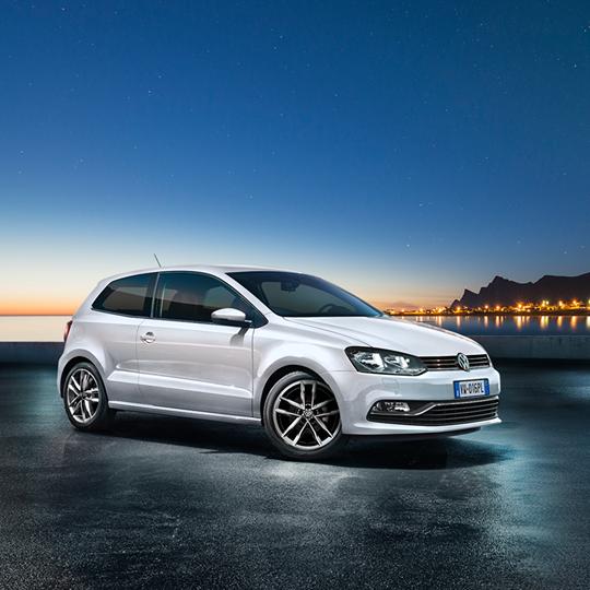 Volkswagen Polo. Promo di Settembre