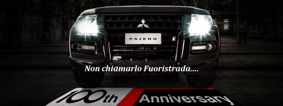 100 TH PAJERO