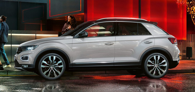 Volkswagen T-ROC 1.6 TDI tua da €299