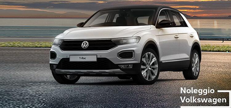 Volkswagen T-Roc! in offerta a Noleggio lungo termine a € 299al mese con tutto incluso