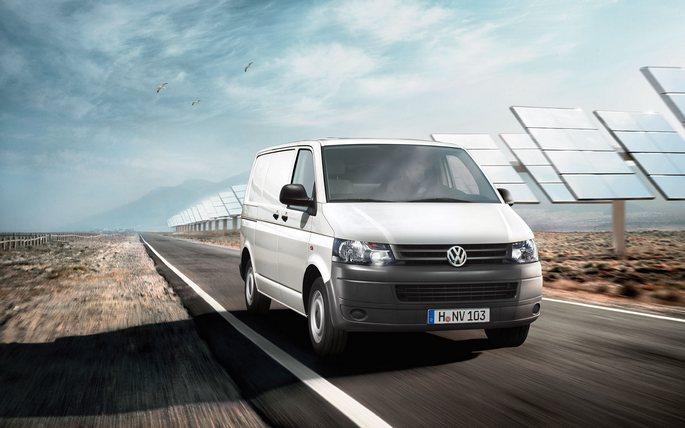 Aggiornamenti nella gamma Volkswagen Veicoli Commerciali