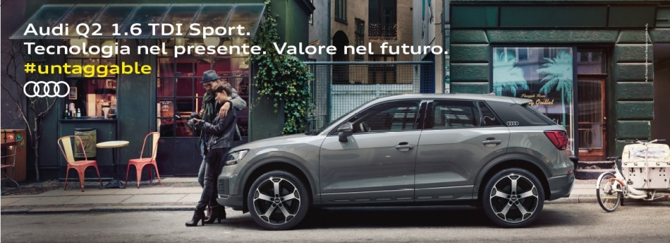 Audi Q2 1.6 Tdi con Audi Value