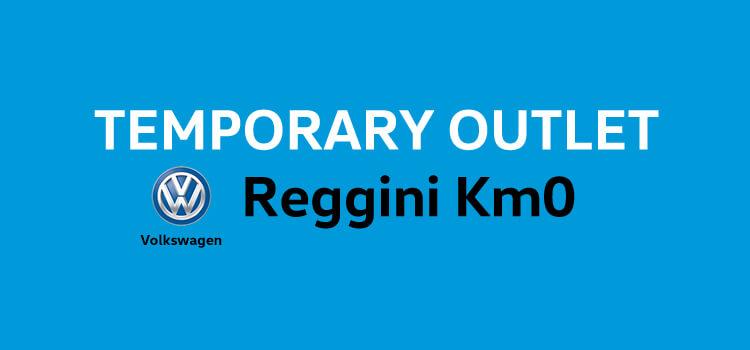 Reggini Temporary Outlet all'Atlante San Marino dal 4 al 17 settembre.