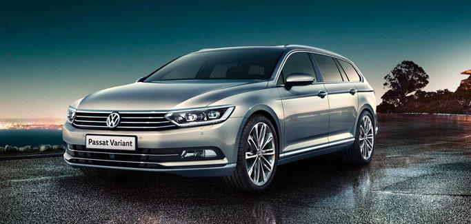 Volkswagen Passat Variant TDI tua da €397 al mese