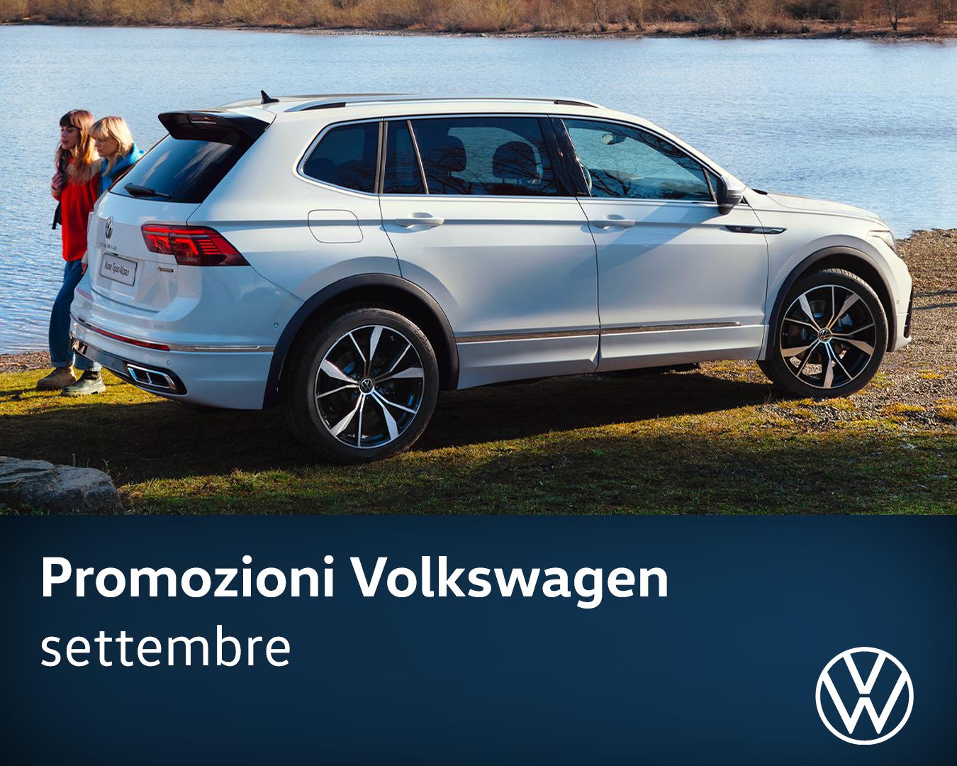 Promozioni Volkswagen Verona