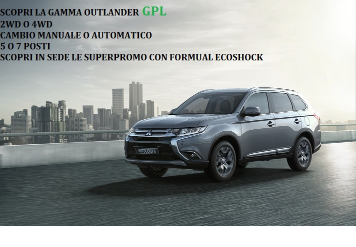GAMMA OUTLANDER GPL D-TEMP WLTP