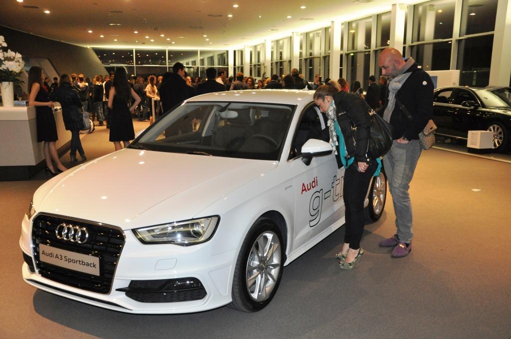 """27 marzo 2014 – """"The fashion happy hour party"""" per la nuova Audi G-tron"""