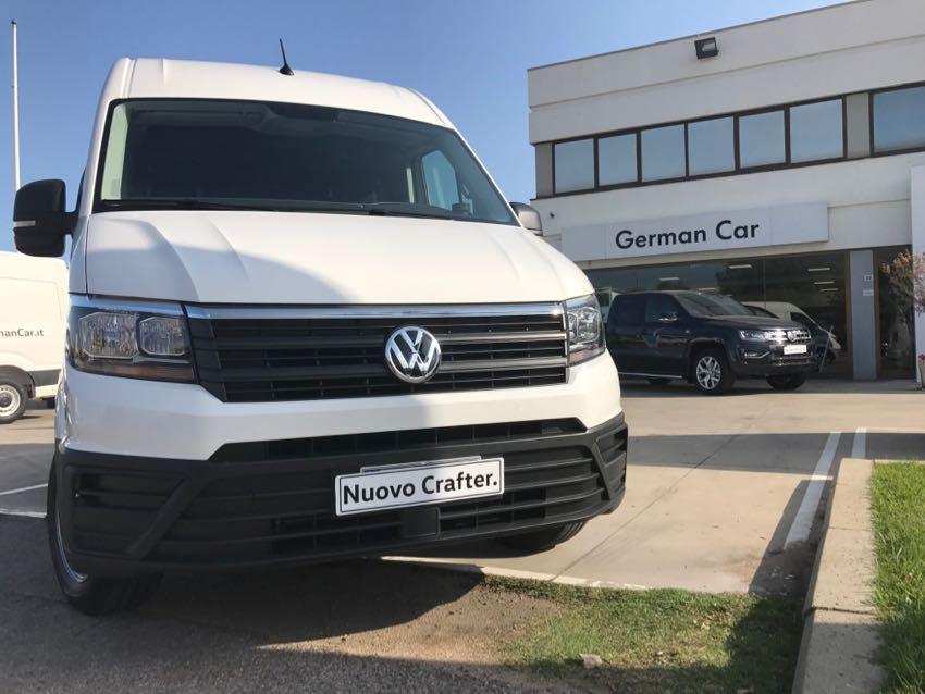 Volkswagen nuovo Crafter