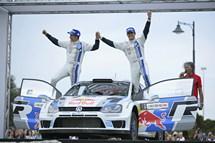 La Polo R WRC trionfa al Rally d'Italia
