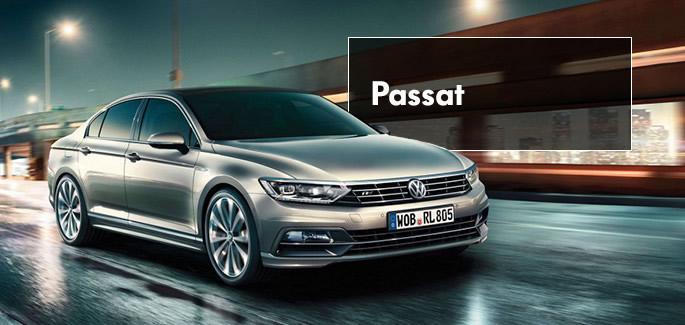 Passat Business 1.6 TDI 120 CV da €279 al mese