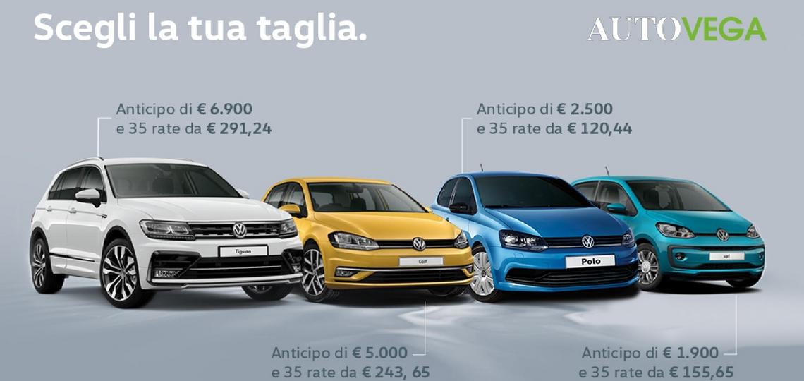 Promozioni estive Volkswagen