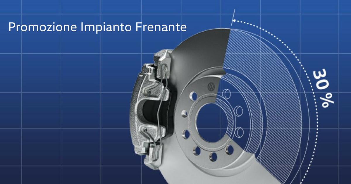 Promozione Impianto Frenante - Volkswagen Service